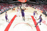 Sacramento Kings v Houston Rockets: Courtney Lee Photographic Print by Bill Baptist