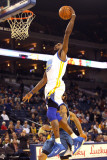Minnesota Timberwolves v Golden State Warriors: Dorell Wright Photographic Print by  Ezra