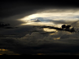 Storm Clouds Photographic Print by Raul Touzon