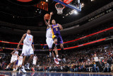Los Angeles Lakers v Philadelphia 76ers: Matt Barnes Photographic Print by Jesse D. Garrabrant