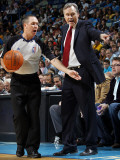 New York Knicks v New Orleans Hornets: Mike D'Antoni Photographic Print by Layne Murdoch