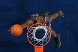 Charlotte Bobcats v Memphis Grizzlies: Nazr Mohammed Photographic Print by Joe Murphy