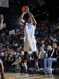 Austin Toros v Texas Legends: Rashad McCants Photographic Print by Layne Murdoch