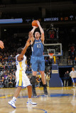 Minnesota Timberwolves v Golden State Warriors: Kevin Love and Reggie Williams Photographic Print by Rocky Widner