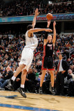 Miami Heat v Washington Wizards: Zydrunas Ilgauskas Photographic Print by Greg Fiume