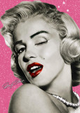 MARILYN MONROE - Wink, 3-D Poster Posters