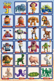TOY STORY 3 - Grid Lámina