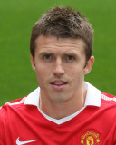 Manchester United_Carrick-Headshot Photo