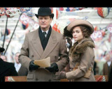 The King&#39;s Speech - Colin Firth, Helena Bonham Carter Photo