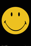 SMILEY - Face Poster