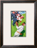 """You Could Look It Up"" page 11, April 5,1941 Framed Giclee Print by Norman Rockwell"