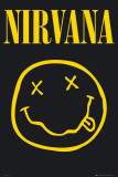 NIRVANA - Smiley Affiches