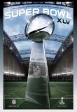 XLV Super Tickets 2011 Prints