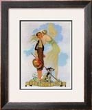 &quot;Springtime, 1933&quot;, April 8,1933 Framed Giclee Print by Norman Rockwell