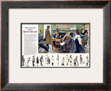 """Norman Rockwell visit a Ration Board"", July 15,1944 Framed Giclee Print by Norman Rockwell"