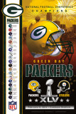 NFC Champs 2011 - Packers Posters