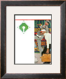 """You Could Look It Up"" C, April 5,1941 Framed Giclee Print by Norman Rockwell"