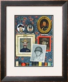 """Willie Gillis Generations"", September 16,1944 Framed Giclee Print by Norman Rockwell"
