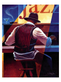 Ragtime Poster by Keith Mallett
