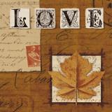 Natures Journal: Love Prints by Wild Apple Portfolio