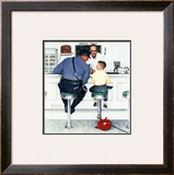 &quot;Runaway&quot;, September 20,1958 Framed Giclee Print by Norman Rockwell