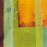 Kaleidoscope Rotations I Print by Leslie Bernsen