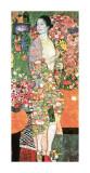 Gustav Klimt - The Dancer, c.1918 - Giclee Baskı