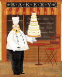 Chef&#39;s Specialties IV Print by Veronique Charron