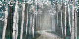 Mineral Forest Prints by Tandi Venter