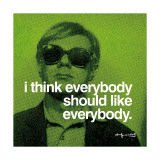 Everybody Giclee Print by Andy Warhol