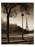 An Afternoon Stroll in Paris I Prints by Jeff Maihara