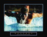 Success: Swimmer Reprodukcje