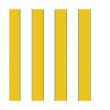Checkerboard Key (detail) Impressão giclée por Dan Bleier