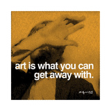 Art Giclee Print by Andy Warhol