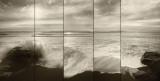 Tides and Waves Kunstdrucke von Alan Majchrowicz
