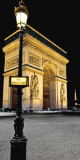 Paris Nights I Prints by Jeff Maihara