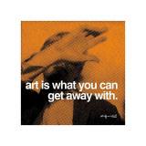 Kunst Giclée-tryk af Andy Warhol