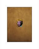 Marilyn Monroe dorata, 1962 Stampa giclée di Andy Warhol