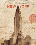 Letter from New York Prints by Andrea Laliberte