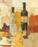 Contemporary Wine Tasting II Prints by Avery Tillmon