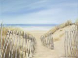 Ocean Pathway I Art by Lynne Timmington