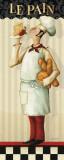 Chef's Masterpiece III Poster par Lisa Audit