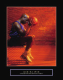 Desire: Basketball Posters