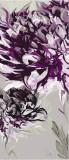 Lilla blomst I Posters af Sally Scaffardi