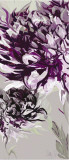 Purple Allure I Prints by Sally Scaffardi