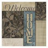 Welcome Home Arte por Kristin Emery