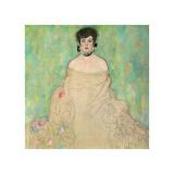 Portrait of Amalie Zuckerkandl, c.1918 Giclee Print by Gustav Klimt