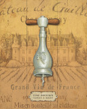 Antique Corkscew IV Posters by Daphne Brissonnet