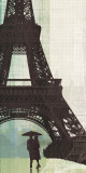 Eiffel Tower I Poster by Tandi Venter