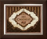 Chocolat Prints by Kimberly Poloson